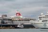 CELESTYAL NEFELI Departing Piraeus BOUDICCA PDM 28-10-2016 11-39-34
