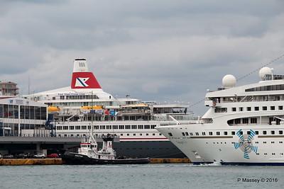 CELESTYAL NEFELI Departing Piraeus BOUDICCA PDM 28-10-2016 11-39-35