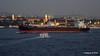 Unknown Bulk Carrier Bosphorus Night Istanbul PDM 03-11-2016 17-18-15