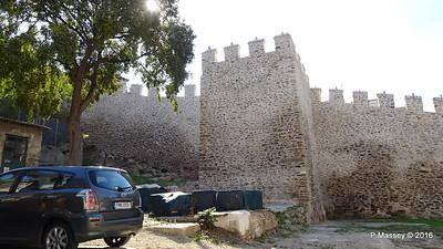Castle Walls off Pipinou Kavala PDM 02-11-2016 12-08-36