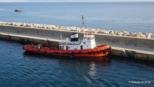 Kavala Waterfront & Vessels 2 Nov 2016