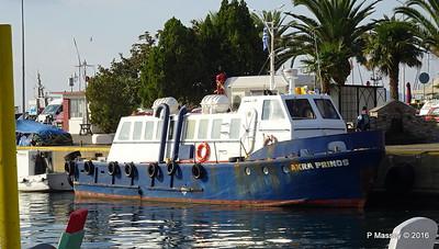 AKRA PRINOS Crew tender Prinos Oil Field Kavala PDM 02-11-2016 09-25-09