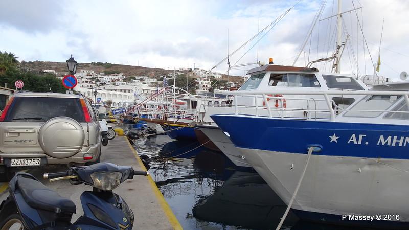 Cruise Ship Tender AG MINAS Patmos PDM 06-11-2016 10-00-06