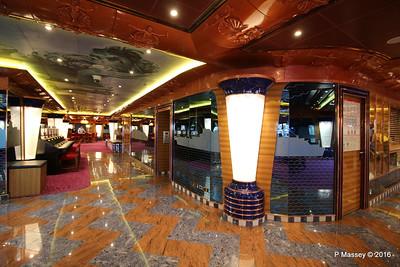 Glass Etching NEPTUNIA 1932 Neptunia Casino on Entrance to Discoteca Vulcania 1927 COSTA FORTUNA PDM 21-03-2016 17-04-32