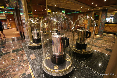 Conte Di Savoia 1932 1st Class Silverware Coffee Sugar COSTA FORTUNA PDM 21-03-2016 17-08-15