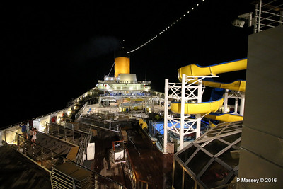 COSTA FORTUNA Upper Decks Night from Deck 11 Fwd PDM 22-03-2016 23-26-52