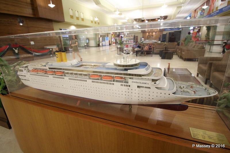 COSTA CLASSICA Model Dubai Cruise Terminal PDM 24-03-2016 19-44-28