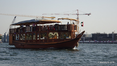 CLEOPATRA Floating Restaurant Dubai Creek PDM 25-03-2016 16-50-11