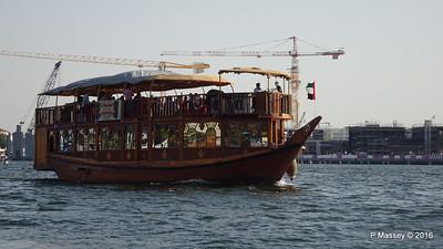 CLEOPATRA Floating Restaurant Dubai Creek PDM 25-03-2016 16-50-11