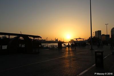 Sunset Dubai Creek Baniyas Rd Deira PDM 25-03-2016 18-18-37
