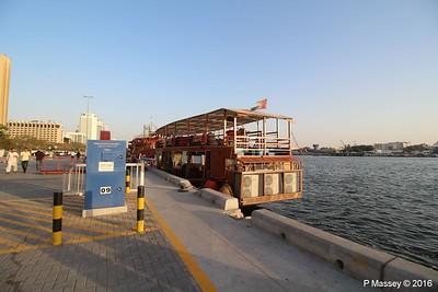 Dhow Floating Restaurants Dubai Creek Baniyas Rd Deira PDM 25-03-2016 17-53-41