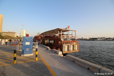 Dhow Floating Restaurants Dubai Creek Baniyas Rd Deira PDM 25-03-2016 17-53-41