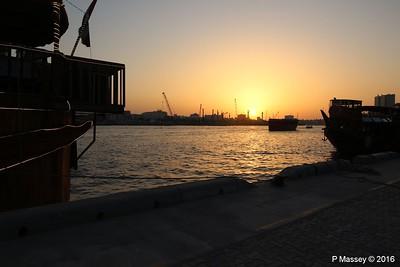 Sunset Dubai Creek Baniyas Rd Deira PDM 25-03-2016 18-23-04