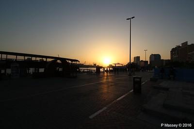 Sunset Dubai Creek Baniyas Rd Deira PDM 25-03-2016 18-18-33