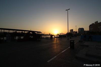 Sunset Dubai Creek Baniyas Rd Deira PDM 25-03-2016 18-18-34