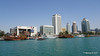 Dubai Municipality Al Masraf Tower Etisalat Building Dubai Creek Tower Deira PDM 25-03-2016 13-19-24