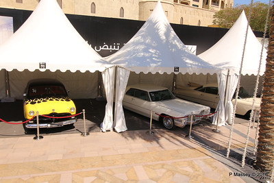 Emirates Classic Car Festival Downtown Dubai PDM 24-03-2016 10-40-21