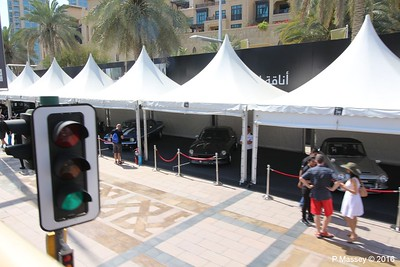 Emirates Classic Car Festival Downtown Dubai PDM 25-03-2016 14-40-00