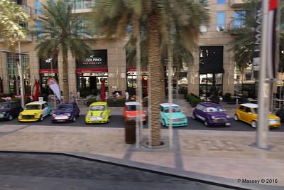Minis Emirates Classic Car Festival Downtown Dubai PDM 24-03-2016 10-43-31