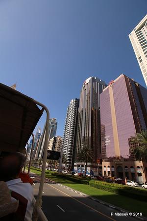Al Moosa Tower 1 & 2 Sheikh Zayed Rd Skyscrapers Dubai PDM 24-03-2016 10-21-14