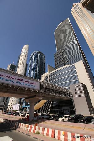 World Trade Centre Metro Conrad Dubai Sheikh Zayed Rd PDM 24-03-2016 10-20-02