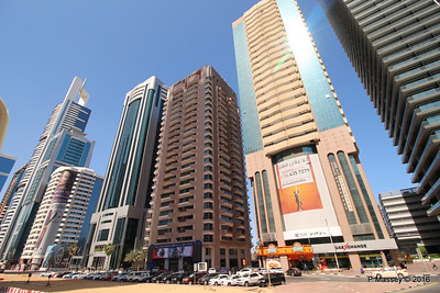 Sheikh Zayed Rd Skyscrapers Dubai PDM 24-03-2016 10-21-40