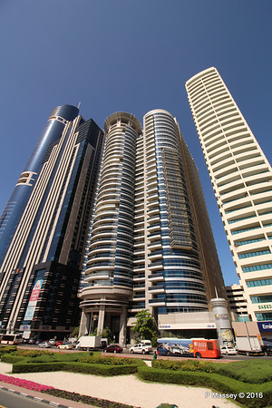 Saeed Tower 1 Noor Bank Sheikh Zayed Rd Skyscrapers Dubai PDM 24-03-2016 10-20-32