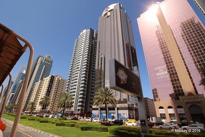 Al Moosa Tower 1 Sheikh Zayed Rd Skyscrapers Dubai PDM 24-03-2016 10-21-18