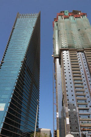 Sama Tower Sheikh Zayed Rd Skyscrapers Dubai PDM 24-03-2016 10-19-42