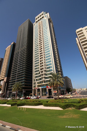 Saeed Tower II Sheikh Zayed Rd Skyscrapers Dubai PDM 24-03-2016 10-21-34