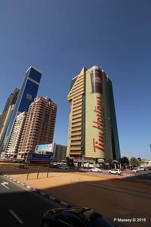 Tim Hortons Sheikh Zayed Rd Skyscrapers Dubai PDM 24-03-2016 10-22-05