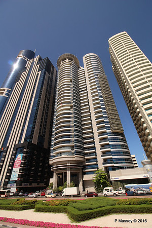 Saeed Tower 1 Noor Bank Latifa Towers Sheikh Zayed Rd Skyscrapers Dubai PDM 24-03-2016 10-20-33