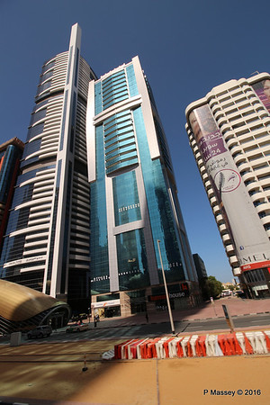 Chelsea Tower Hotel Apts Sheikh Zayed Rd Skyscrapers Dubai PDM 24-03-2016 10-21-54