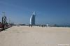 Burj Al Arab Hotel from Public Beach Al Darmeet St Dubai PDM 25-03-2016 10-53-37