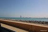 Burj Al Arab Khalifa Jumeirah Beach Hotel from Crescent East The Palm Jumeirah Dubai PDM 25-03-2016 10-17-48