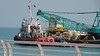 GULF WHALE Crane barge ANV 15 Crescent East The Palm Jumeriah Dubai PDM 25-03-2016 10-17-21