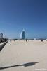 Burj Al Arab Hotel from Public Beach Al Darmeet St Dubai PDM 25-03-2016 10-50-56