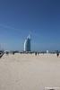 Burj Al Arab Hotel from Public Beach Al Darmeet St Dubai PDM 25-03-2016 10-50-58