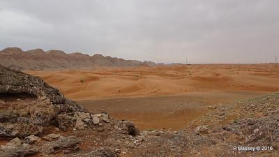 Jabel Maleihah Fossil Rock Outcrop Fujairah PDM 22-03-2016 13-12-44