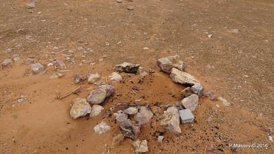 Bonfire Jabel Maleihah Fossil Rock Outcrop Fujairah PDM 22-03-2016 13-23-24