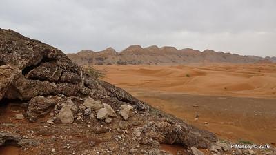 Jabel Maleihah Fossil Rock Outcrop Fujairah PDM 22-03-2016 13-20-18