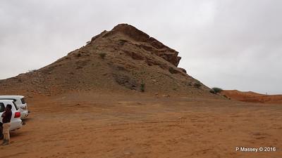 Jabel Maleihah Fossil Rock Outcrop Fujairah PDM 22-03-2016 13-33-34