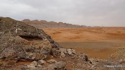 Jabel Maleihah Fossil Rock Outcrop Fujairah PDM 22-03-2016 13-13-16