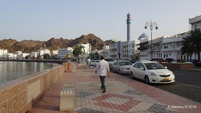 Muttrah Mosque Corniche Muscat PDM 20-03-2016 17-00-52