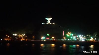 Incense Burner Tower Riyam Park Night Muscat PDM 20-03-2016 21-36-43