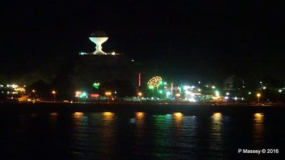 Incense Burner Tower Riyam Park Night Muscat PDM 20-03-2016 21-42-30