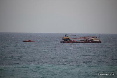 Crane Barge under Tow Samos Karlovasi PDM 27-10-2016 13-43-25