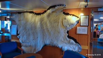 Polar Bear Hallway Lobby Saloon Deck LOFOTEN PDM 27-07-2016 20-34-12