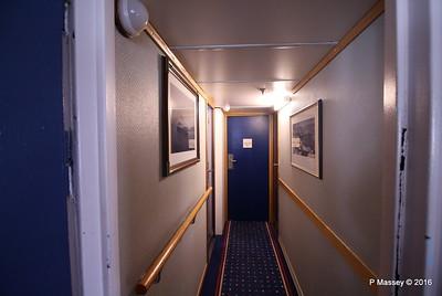 Boat Deck Cabin Hallway 500 - 501 LOFOTEN PDM 27-07-2016 13-35-29