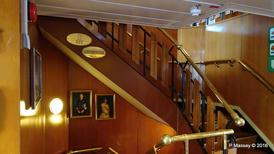 King Harald V Queen Sonja of Norway Fwd Stairwell LOFOTEN PDM 27-07-2016 20-34-27